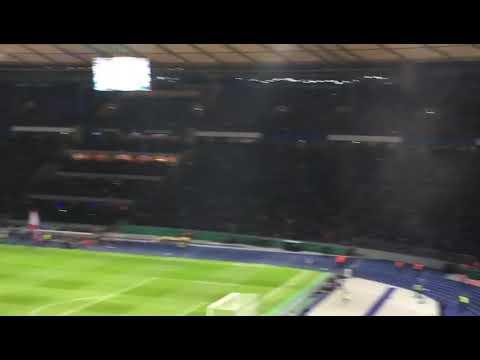 Hertha BSC Vs FC Bayern München | DFB Pokal 6.2.2019 LIVE Aus Dem Olympiastadion Berlin