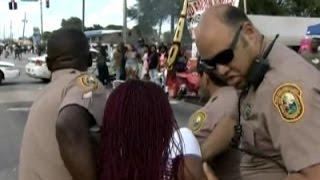 8 Injured in Shooting at Miami's MLK Park