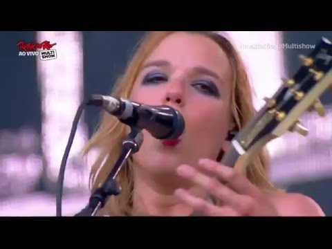 Halestorm - Mayhem / I get off (Rock In Rio 2015)