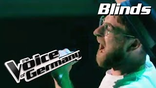 Blur - Song 2 (Florian Ritzi)   The Voice of Germany   Blind Audition