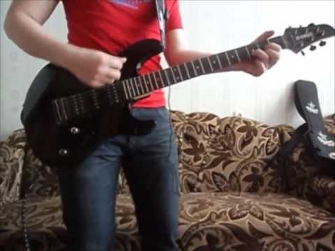 BECK - Looking Back. (Guitar Cover By Wraith).