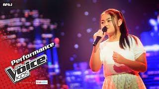 พลอย - ถนนค้นฝัน - Knock Out - The Voice Kids Thailand - 11 June 2017