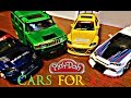 Big car toys collection | Vids for Kids