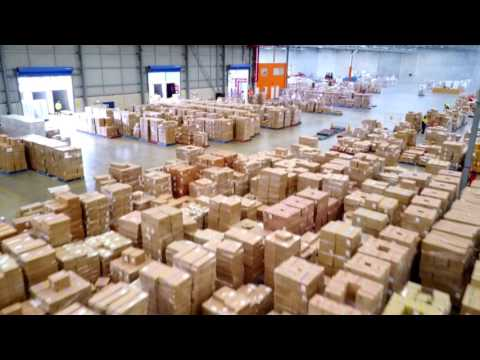 CTI Logistics Hazelmere - Drone Video