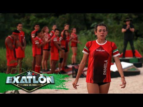 Pame Verdirame es la eliminada de la semana 19 del Exatlón. | Episodio 97 | Exatlón México