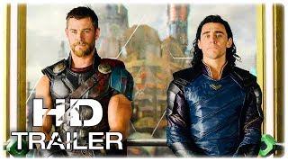 THOR RAGNAROK Exclusive Movie Clips 1 - 5 (2017) Chris Hemsworth, Mark Ruffalo Superhero Movie HD