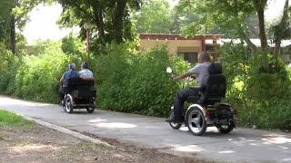 Afikim SE Mobility Scooter Review