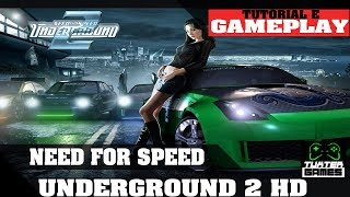 Need for Speed Underground 2 HD Linux Tutorial