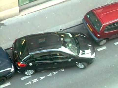 Parallel Parking in France