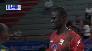 Najsmešniji Servis na meču Kamerun -Srbija    SPORT KLUB Odbojka