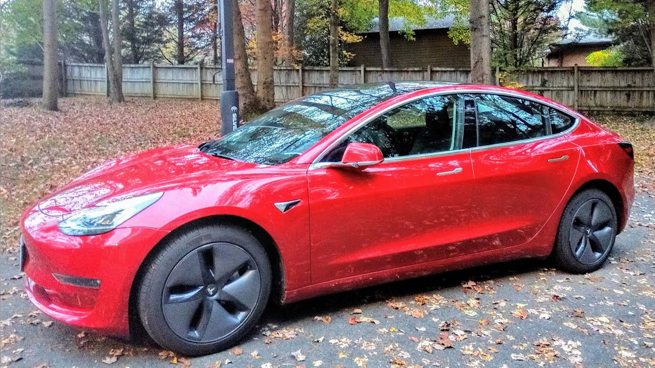Tesla Model 3 Road Test & Review by Drivin' ivan - YouTube
