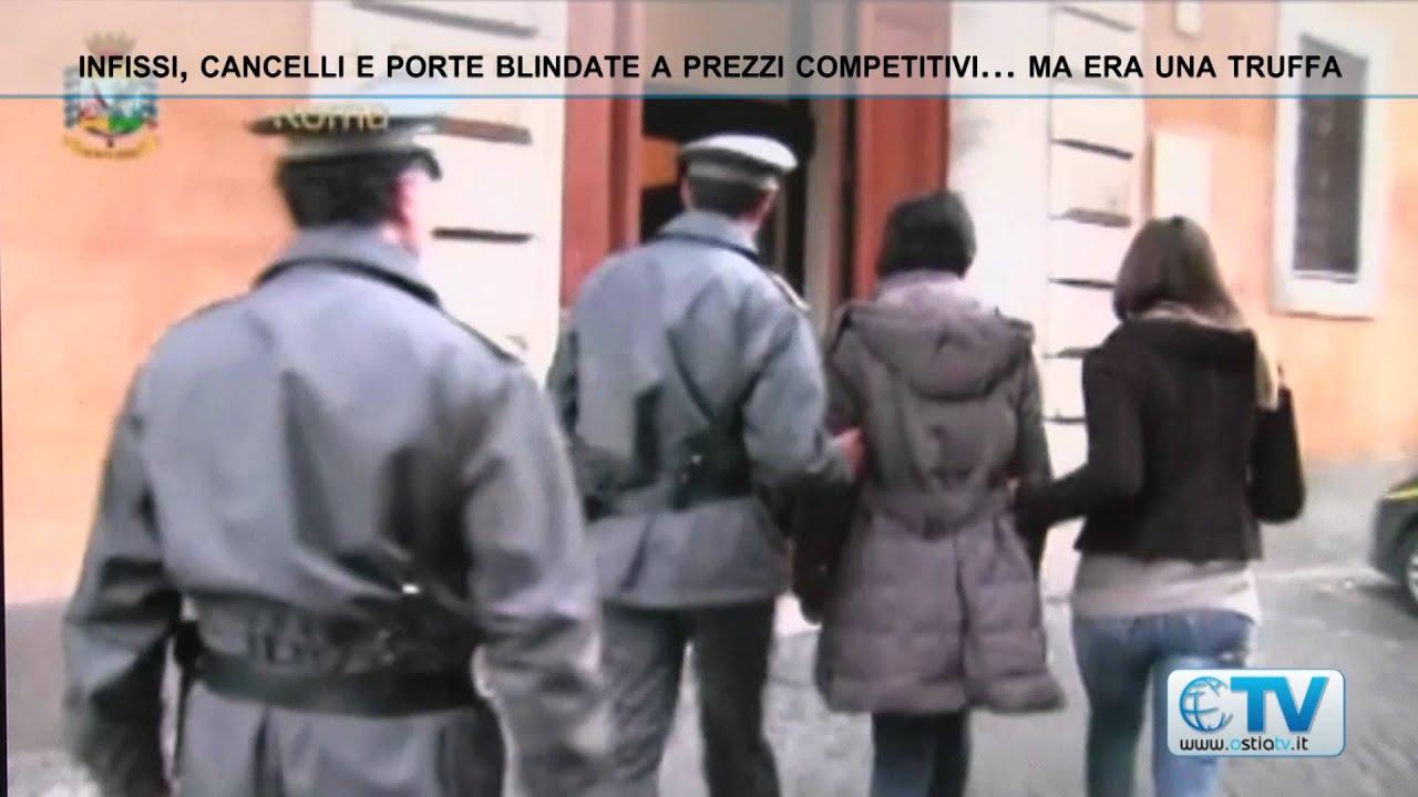 Infissi Cancelli E Porte Blindate A Prezzi Competitivi Ma Era Una