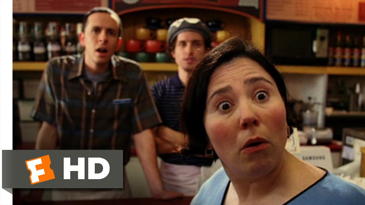 Kicked Out Kicking Screaming 510 Movie Clip 2005 Hd Youtube
