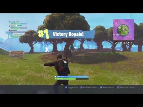 Port-a-Fort IS HERE!! SQUAD WIN WITH EPIC SNIPE!!Fortnite Ba