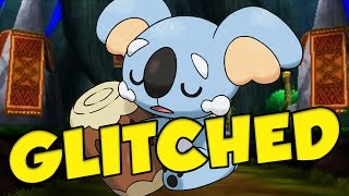 KOMALA BATTLE TREE GLITCH?!