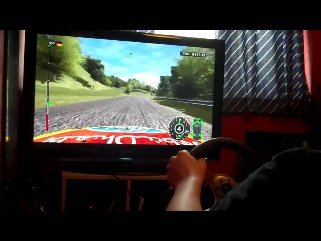 WRC, Gearmany Stages 2-3