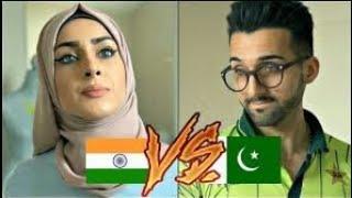 INDIAN Wife And PAKISTANI Husband | Sham Idrees