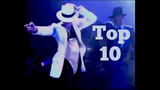 Скачать BEST DANCE MOVES Top 10 Michael Jackson
