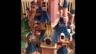 Sleeping Beauty Castle ~ Disneyland Paris (paper Model)