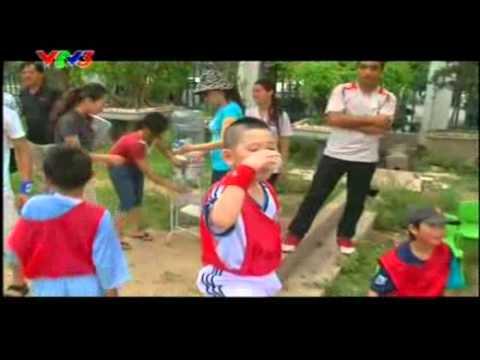Lotte Cầu thủ ti hon 2012 Tâp 3