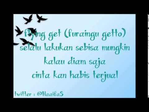 JKT48 - Flying Get [LIRIK]