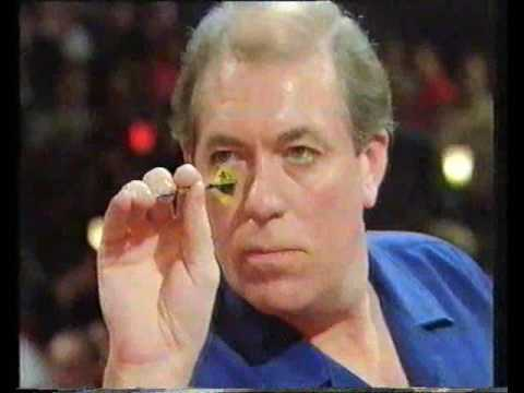 Darts World Championship 1993 Quarter Final Lowe vs Spiolek