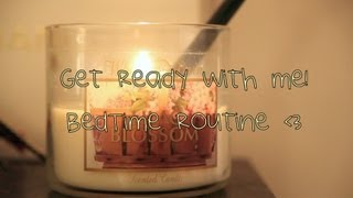 Get Ready With Me ♡ Bedtime Routine | AuDeCouture Thumbnail