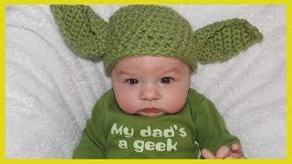 Star Wars    Cute Yoda Baby