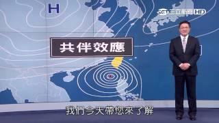 三立氣象教室│潘大綱-共伴效應│三立新聞台