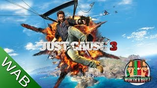 Just Cause 3 Review - Worth a Buy?