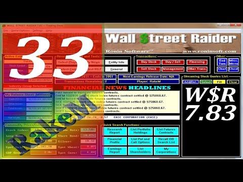 Let's Play W$R v7.83 - Episode 33