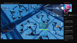 playing the fortnite with subs and I think my team