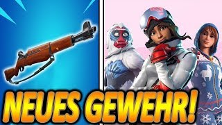 NEW INFANTRY-GEWEHR MORGEN !❤️🔥 | FREE BATTLE PASS 💞 | Fortnite Battle Royale
