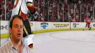 NHL 09 demo PS3 out ... NHL 09 styles of the gameplay