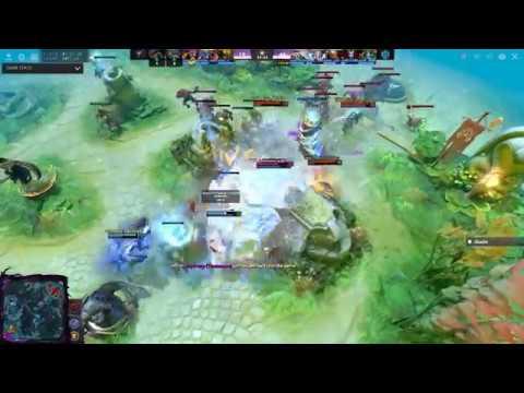 Entity Gaming vs veteran SEA Open Qualifier #1 2017