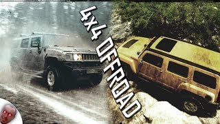 4x4: HUMMER OFFROAD - playthrough - gameplay