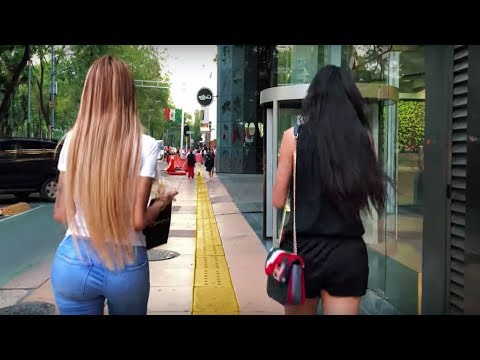 Mexico City — Video Walk【4K】🇲🇽