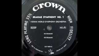 Vienna World Symphony Orchestra: 4th Movement (Crown Records)
