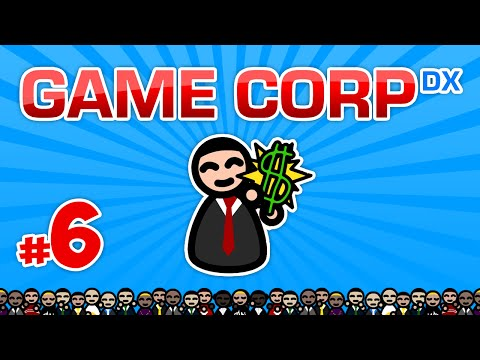Game Corp DX #6 - MOST LOVED STUDIO