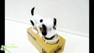 Копилка - Собака, поедающая монеты