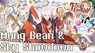 Food Fantasy: Where's Mung Bean, Sky Showdown & other events