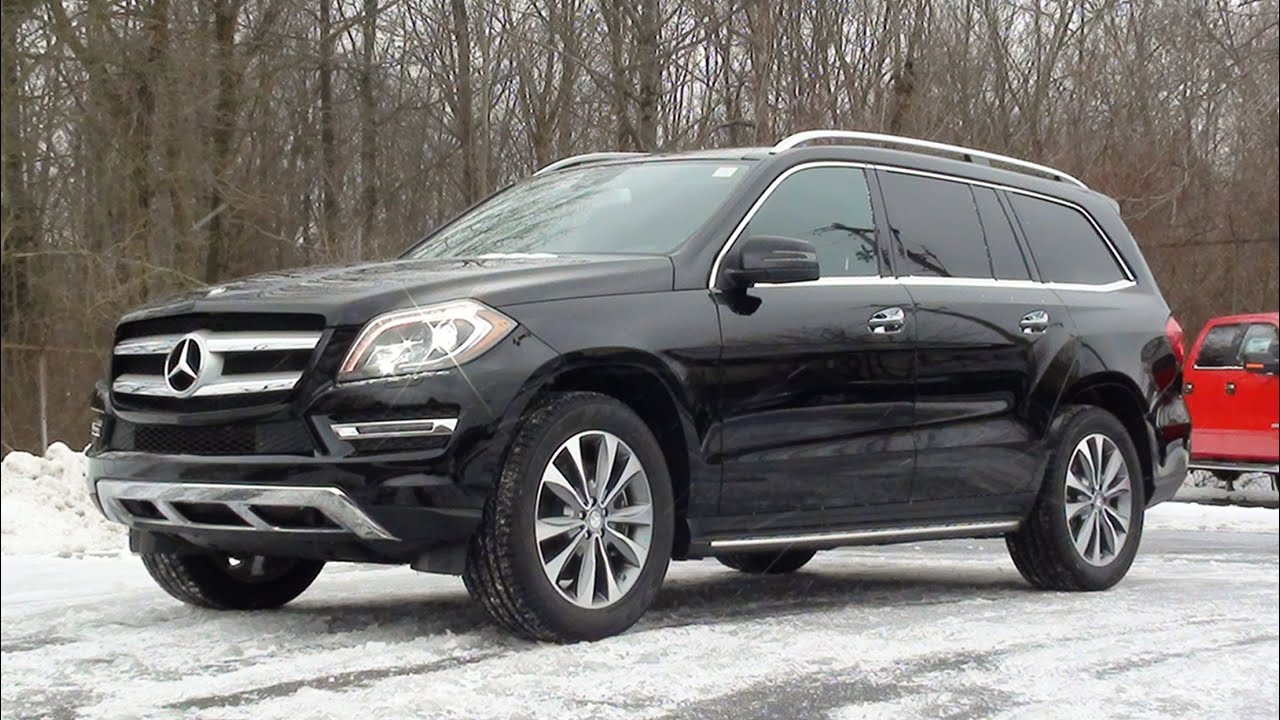 Mvs 2017 Mercedes Benz Gl450 4matic W Full Test Drive