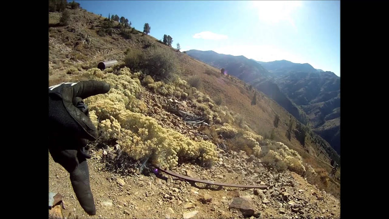 JARBIDGE, NV GOLD MINES ADVENTURE RIDE KTM 350 EXC-F