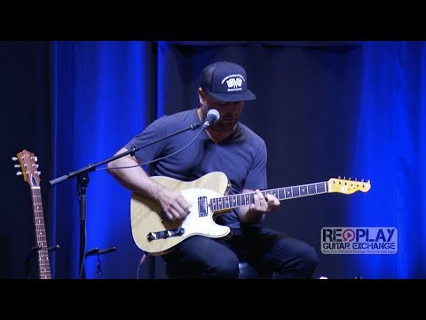 Guthrie Trapp Clinic at Replay Guitar Exchange