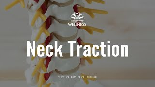 Neck Traction Exercise