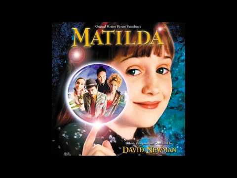 Matilda Original Soundtrack 05. To the Library and Beyond