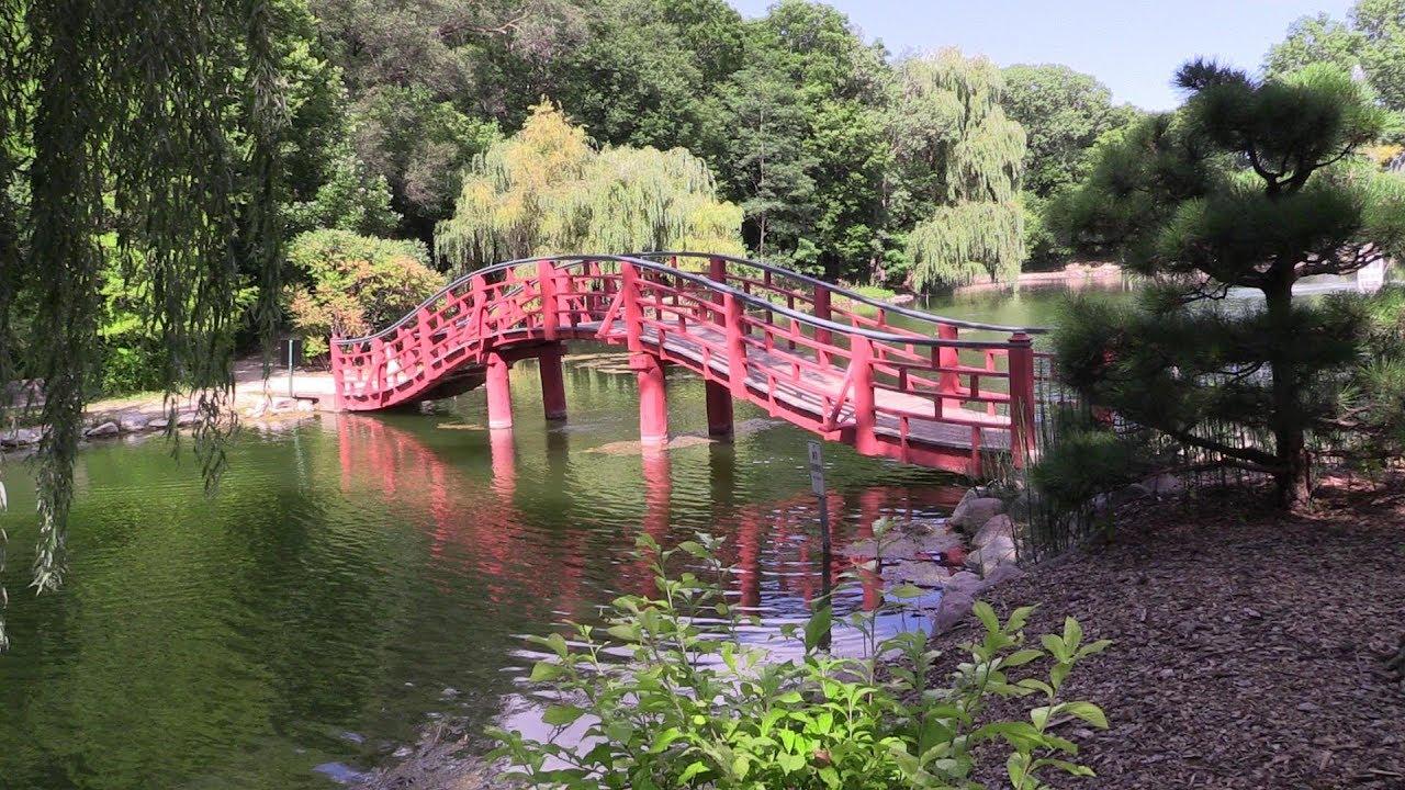 Rotary Botanical Gardens Janesville Wi July 2017
