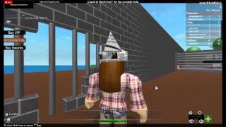 HomeLess Pandas Roblox Adventure!:Sea Prison!