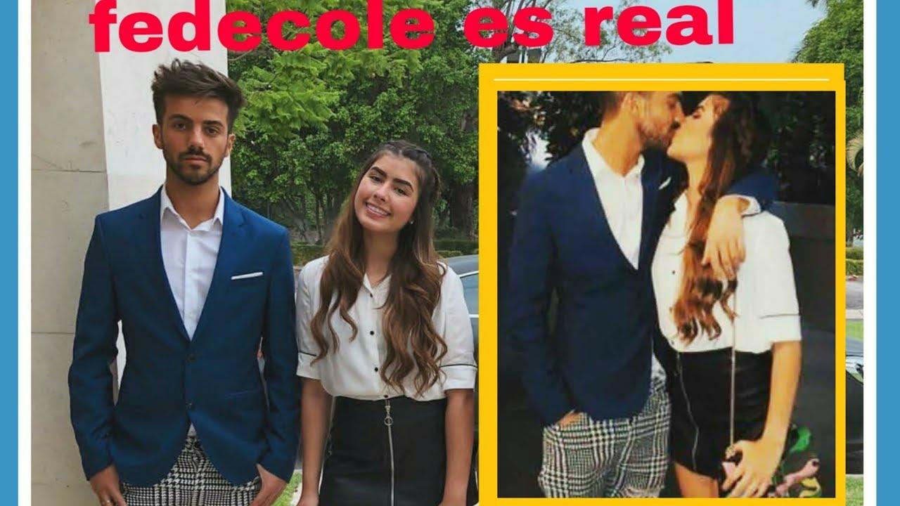 Fedecole Fedecole: Fedecole Es Real, Fede Y Nicole Se Besan