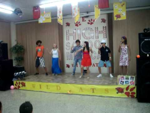 High School Musical Birthday Party 2 (Isreliss)